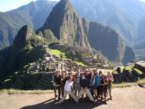 Tours of MachuPicchu for Groups singles travellers
