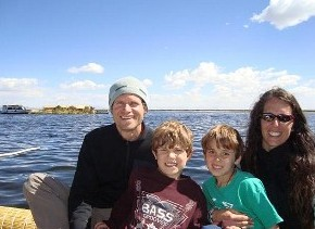 1-day Titicaca Uros Taquile tour for families, couples and groups