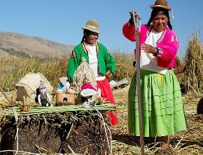 Travel to Uros and Taquile - Lake Titicaca tours
