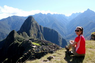 Machu Picchu Inca Trail, Admiring the Wonder of the World