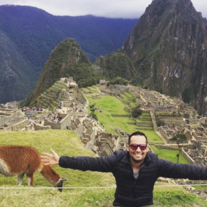 Visit Machu Picchu, one of the world wonders