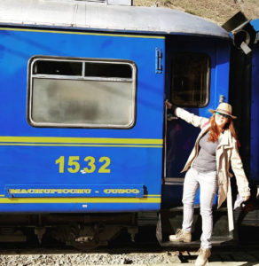 Train tours to Machu Picchu only with TOUR IN PERU