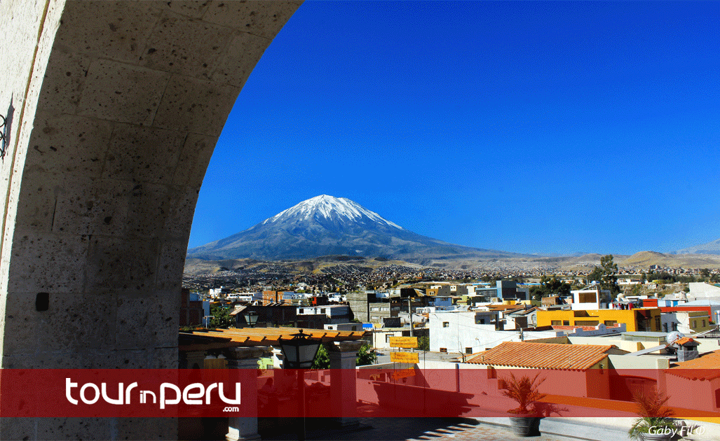 Arequipa City Tour – Half Day Tour