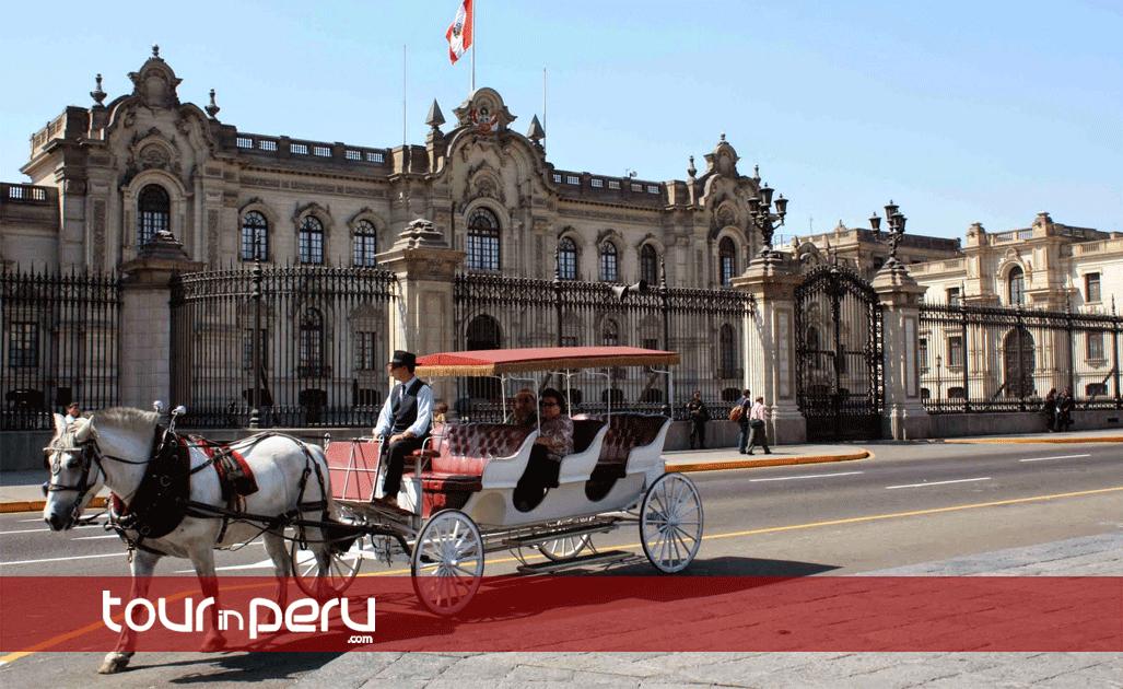 Lima City Tour – Half a day Tour