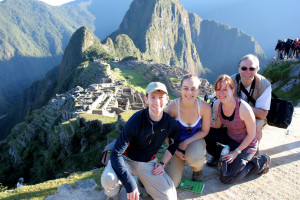 Machu Picchu hike preparation