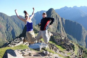 The Inca Trail is moderately difficult but a unique experience