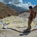 Maras Salt Mines in a 5-day Machu Picchu tour