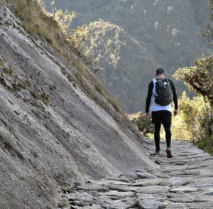 The Inca Trail is open from March to January