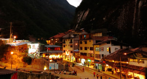 The closest town to Machu PIcchu