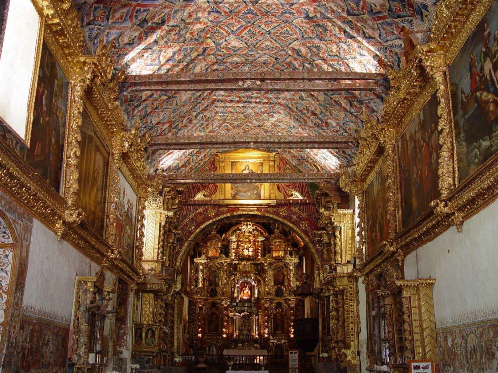 Sistine Chapel Building Materials
