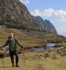 Lares Trek, a 4-day landscape hiking tour to Machu Picchu
