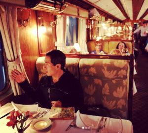 Hiram Bingham Luxury Train
