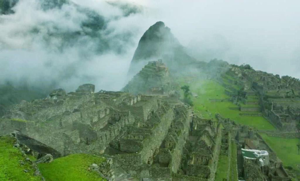 Check Machu Picchu in Rainy Season