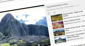 TOUR IN PERU Youtube channel offers incredible Machu Picchu guides and videos
