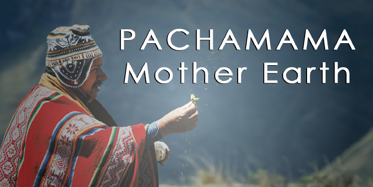 PACHAMAMA or MOTHER EARTH in the Andean Culture and in Present Days
