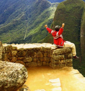 Enjoy Machu Picchu in a private tour sat your own pace with family and friends