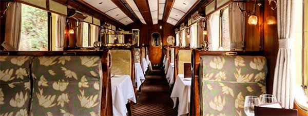 The Hiram Bingham Train is a luxury trip for those who look for elegance