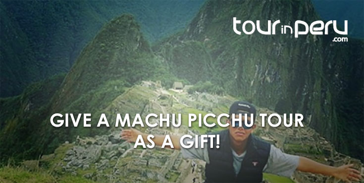 Gift ideas: Surprise a friend with an awesome trip to Machu Picchu