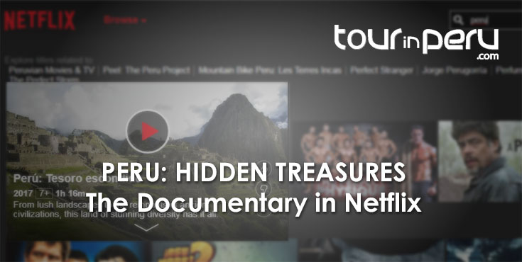 Machu Picchu Documental on Netflix: The Inca Wonder in streaming
