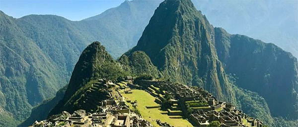 The best time to visit Machu Picchu is from June to October with sunny days